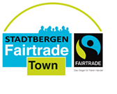 Stadtbergen Fairtrade Logo